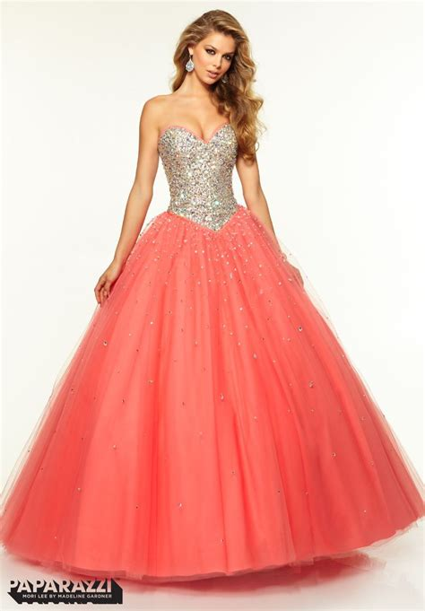 25 best ideas about orange prom dresses on