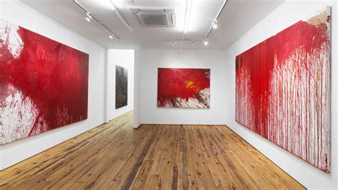Hermann Nitsch at Marc Straus Gallery - Arte Fuse ...