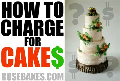 read   charge  cakes rose bakes