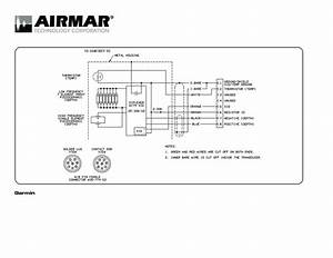 Airmar Wiring Diagram Garmin 1kw 8 Pin  D T