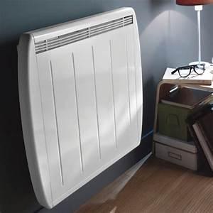 Radiateur Electrique Castorama : promo radiateur castorama radiateur lectrique ennis ~ Edinachiropracticcenter.com Idées de Décoration