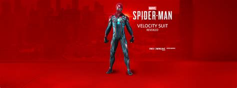 Here's A Closer Look At Velocity Suit In Spider-man Ps4