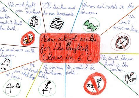 Regle De Vie De Classe En Anglais Kh33 Montrealeast
