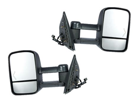 Silverado Sierra Towing Extending Mirror Pair