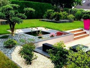 awesome idee jardin exterieur ideas awesome interior With amenager son exterieur pas cher