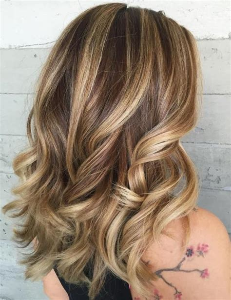 Highlight Hairstyles by 50 Variants Of Hair Color Best Highlights For