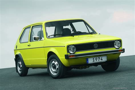 Volkswagen and the Seven Golfs: A Brief History of a 38 ...