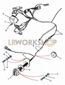 Towing Electrics - Trailer Socket - From Ma962814
