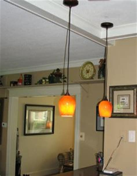 orange pendant lights kitchen 1000 images about orange pendant lights on 3765