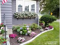 landscape ideas for front of house Easy landscaping ideas for front of house