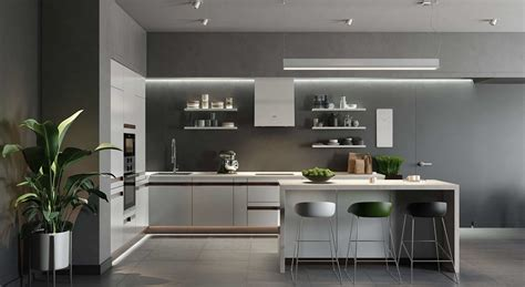 interior designs of kitchen cgarchitect professional 3d architectural visualization