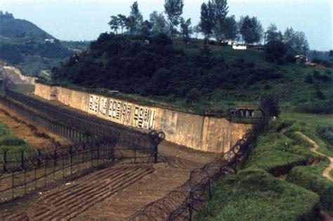 north korea urges seoul  dismantle concrete obstacles
