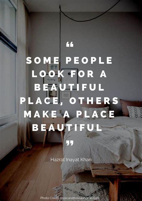 beautiful quotes  home interior design quotes