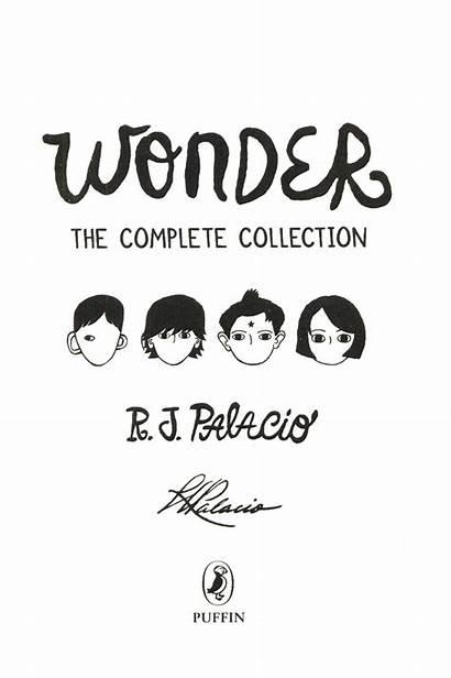 Wonder Complete Palacio
