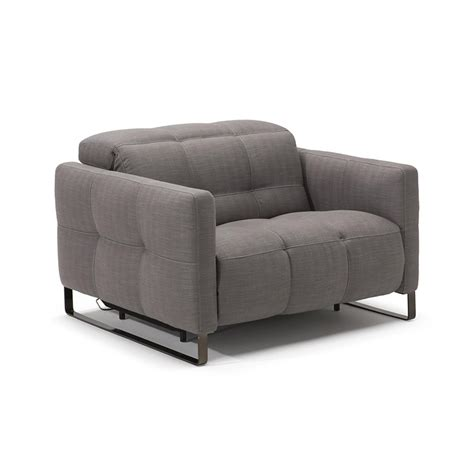natuzzi philo soft touch recliner armchair