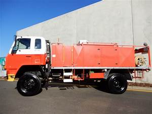 1992 Isuzu Fts Manual Fire Truck - Jftfd5061599