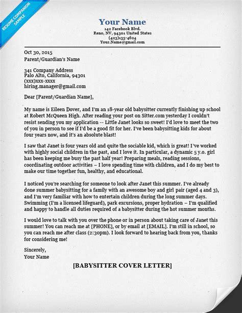 year resume cover letter cover letter sle tips resume companion