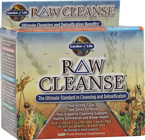 garden of cleanse only s easy colon cleaner on now at everyday