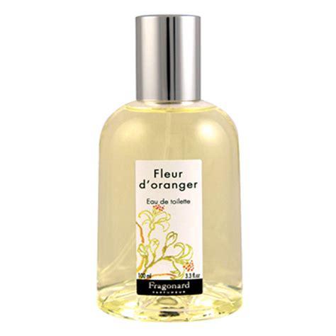 eau de toilette fleur d oranger fragonard 10 parfums 224 prix l 233 ger pour sentir bon tout l 233 t 233