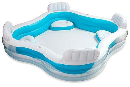 siege piscine petites piscines intex familiale ou enfant pas chères
