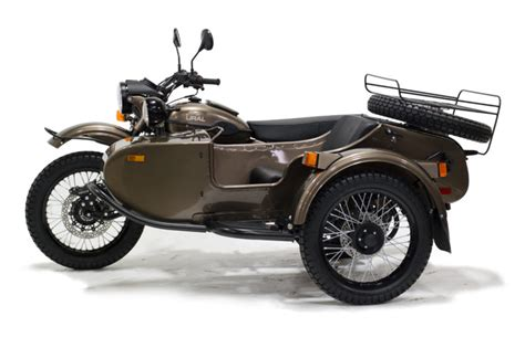 ural upgrades 2017 sidecar fleet motorbike writer
