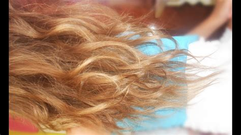 lighten   hair naturally youtube
