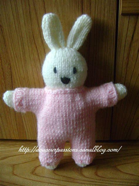 comment tricoter un lapin nos conseils