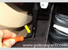 BMW E46 Glovebox Compartment Lock Replacement BMW 325i