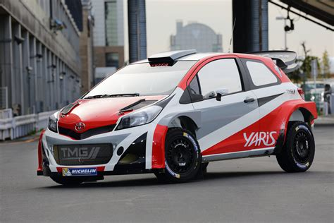 Toyota Yaris Wrc Prototype 2017 2018 Best Cars Reviews