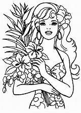 Luau Coloring Pages Printable sketch template