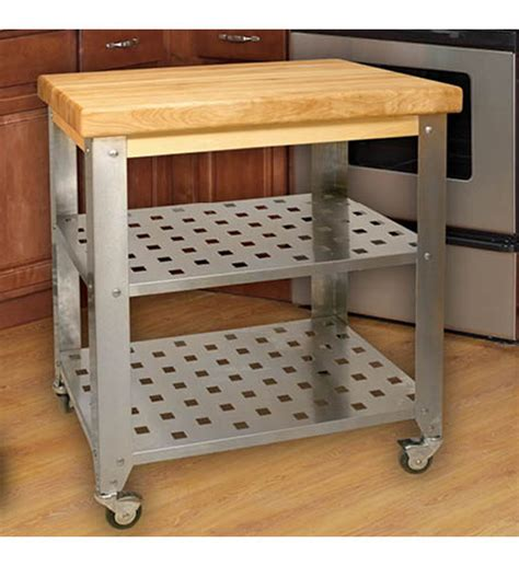 stainless steel kitchen island cart stainless steel kitchen island cart in kitchen island carts