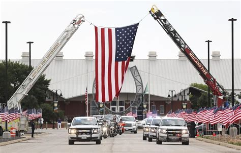 duty thousands honor late midland sheriff odessa