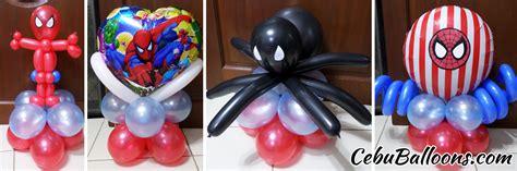 dimensional balloon sculptures cebu balloons