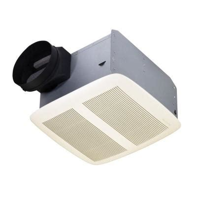 window exhaust fan home depot nutone qtx series ultra quiet 50 cfm ceiling exhaust bath