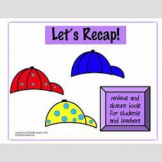 Free Printables For Lesson Recap And Closure Activities Seems To Be Aimed To Lower Levels, But