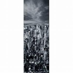 Papier Peint Sticker : papier peint l unique new york stickers autocollants ~ Premium-room.com Idées de Décoration