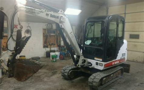 bobcat excavator   sale classifieds