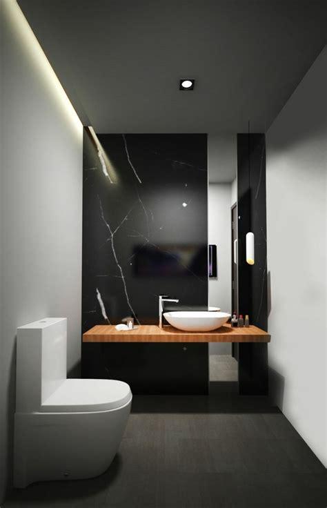 mur salle de bain la salle de bain noir et blanc les derni 232 res tendances
