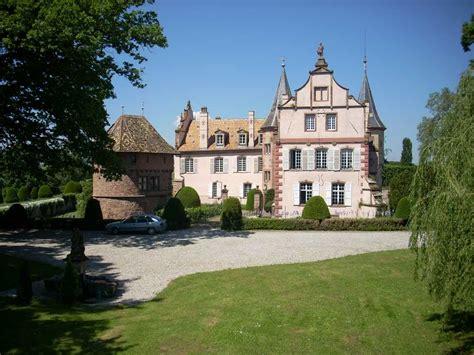 chambres d hotes chateaux chambres d 39 hôtes du château d 39 osthoffen