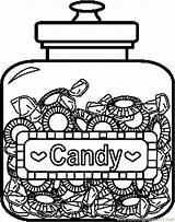 Coloring Candy Printable Caramelle Disegni Licorice Twizzlers Candyland Sheets Colorear Disegno Template Stick Character Cane Coloringpages101 Chucherias Tarros Popular Stampa sketch template