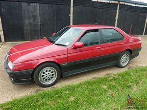 Alfa Romeo 164 Manual