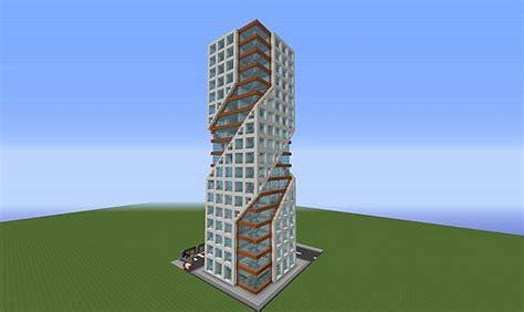 house design blogs modern tower minecraft project