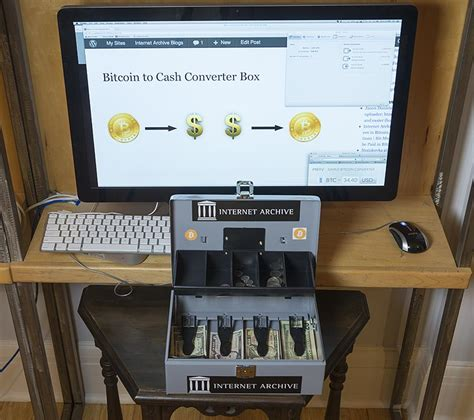 Get the latest bitcoin news in your inbox. Bitcoin Cash Converter Box - Internet Archive Blogs