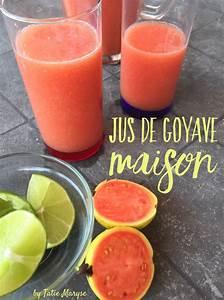 Jus De Fruit Maison Avec Blender : pas pas pour r aliser un jus de goyave maison ~ Medecine-chirurgie-esthetiques.com Avis de Voitures