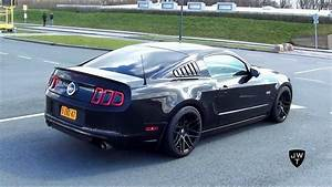 Ford Mustang Gt 5 0 : supercharged ford mustang gt 5 0 stage ii brutal exhaust ~ Jslefanu.com Haus und Dekorationen