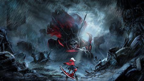 High Res Anime Wallpaper - wallpaper god eater 2 rage burst playstation 4