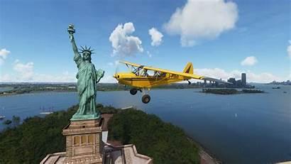 Simulator Flight Microsoft United States Update Improve