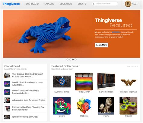 best website for printing photos free stl files 3d printer models the 35 best