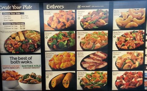 cuisine express nutrition panda express besto