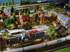 HO Scale Train Layouts 4X8